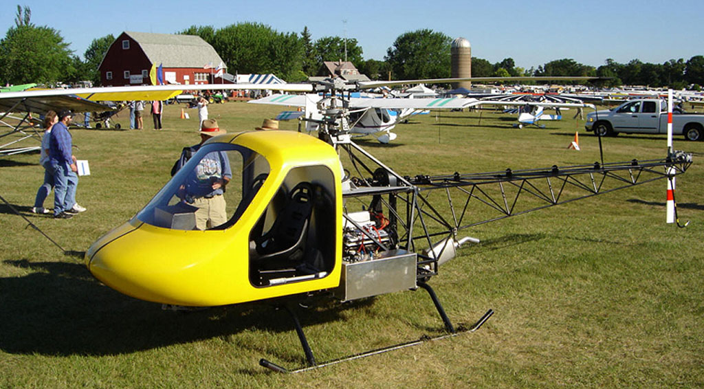 Pawnee Aviation - Scout Helicopter - Chief Helicopter