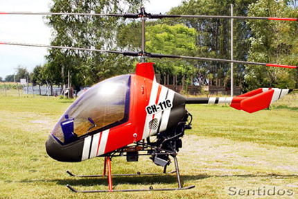 Augusto Cicare CH-11C Helicopter