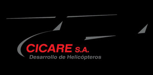 Cicare helicopters logo