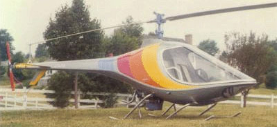 Kevlar Cobra Kit Helicopter
