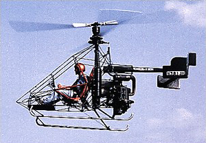Eagles Perch coaxial helicopter by Jack & Herb Nolan