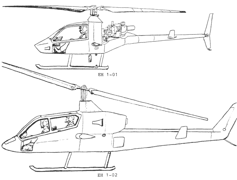 Don Hillberg Turbine EH101 EH102 helicopters