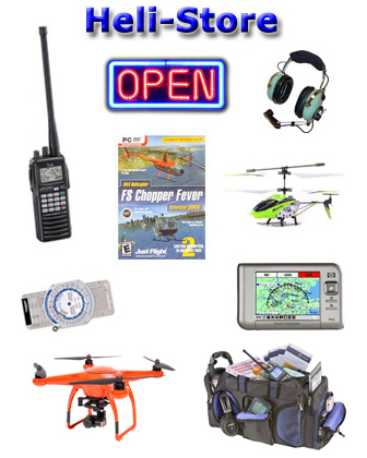 Online helicopter store