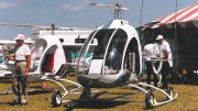 Hirth F23 helicopter