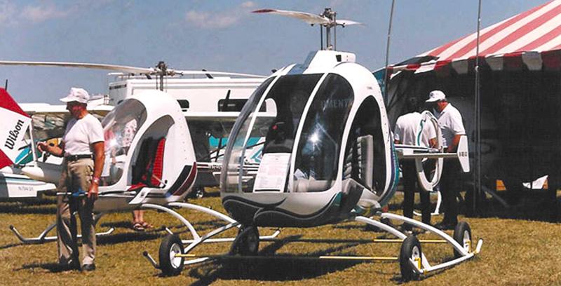 UltraSport Helicopter FAA Certification