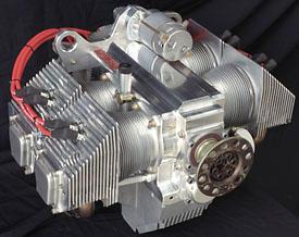 Jabiru 2200 aircraft engine