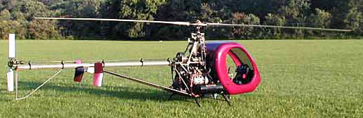Kinney Experimental Helicopter