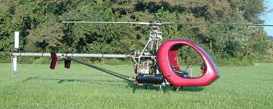 Bob Kinney Helicopter