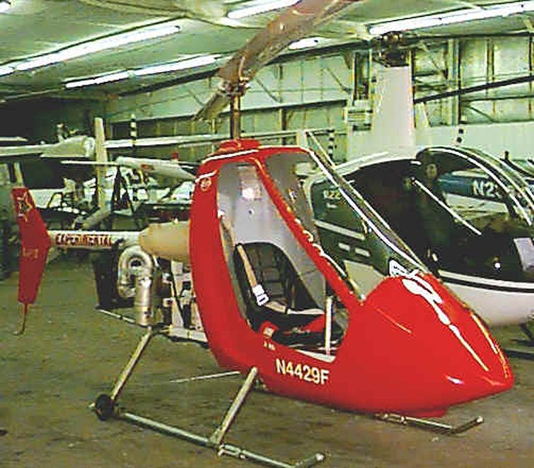 Original LoneStar Kit Helicopter