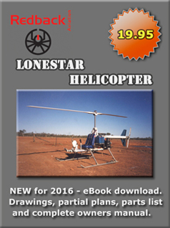 Buy LoneStar Helicopter Plans Online