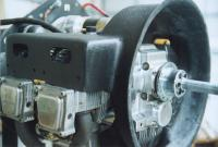 Masquito helicopter engine cowling