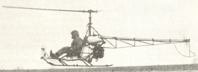 Mustang Kit Helicopter