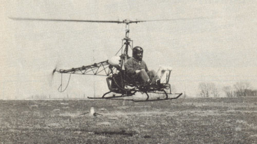 Mustang 532 Kit Helicopter