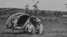 Phillicopter Phillips helicopter