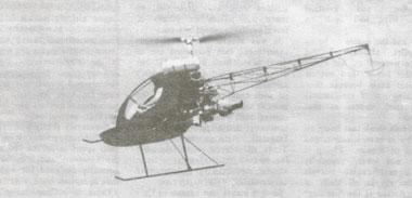 Flying The Predator Turbine Helicopter