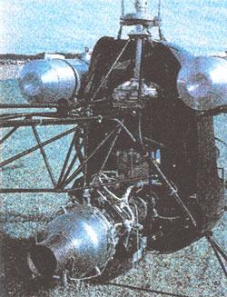 Predator Kit Helicopter Turbine Installation