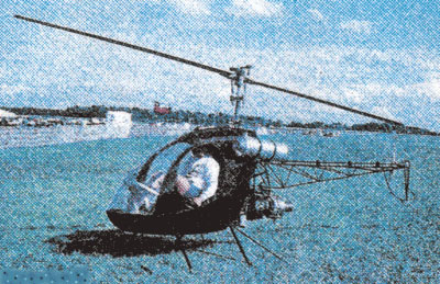 Predator Turbine Kit Helicopter