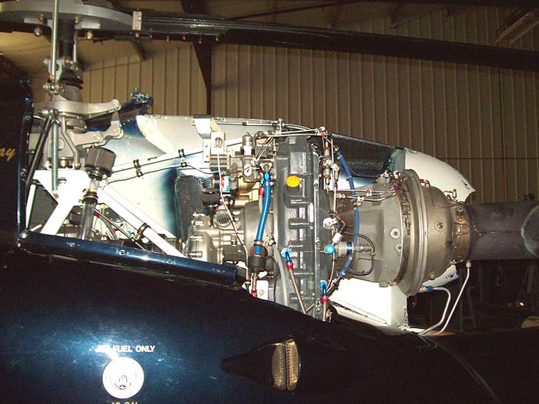 JetExec Helicopter Turbine