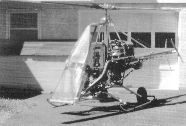 Sytwister helicopter composite landing gear