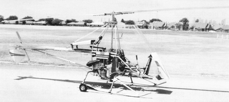 Award winning SkyTwister helicopter