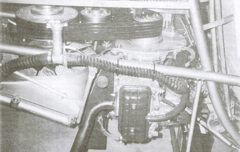 Scorpion 1 Helicopter Subaru Engine Modifications - Subaru EA81 Powered Rotorway Scorpion Experimental Helicopter