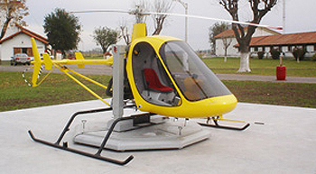 SVH-3 training helicopter