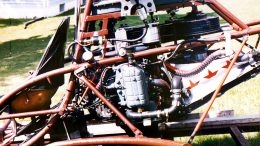 Subaru EA81 Turbo Scorpion Helicopter