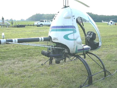 Ultrasport 331 helicopter