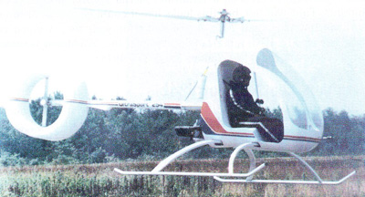 ultrasport helicopter 254 kit