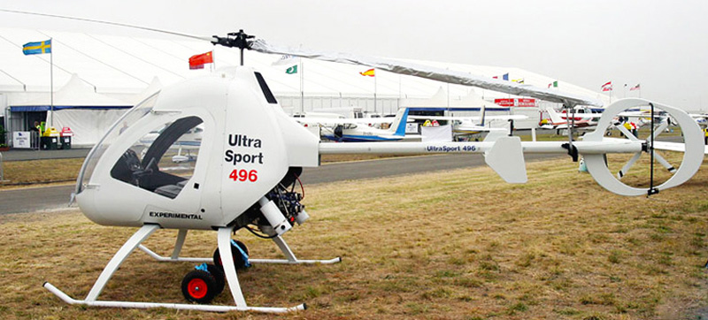 Ultrasport kit helicopter