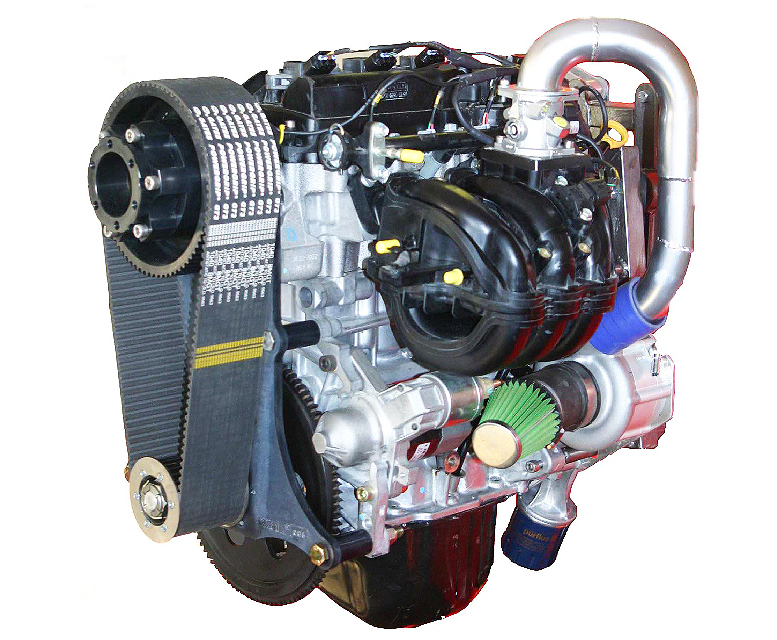 3 Cylinder turbo charged aircraft auto conversion