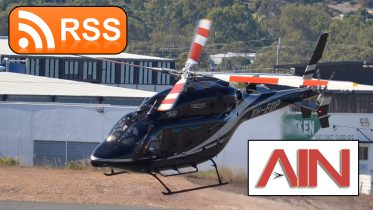 AIN online rss rotorcraft news feed