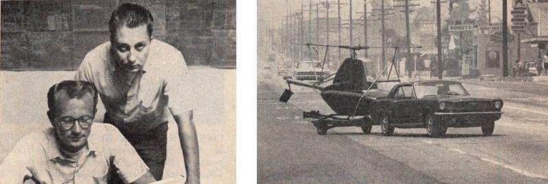 B J Schramm Robert Everts DIY Helicopter