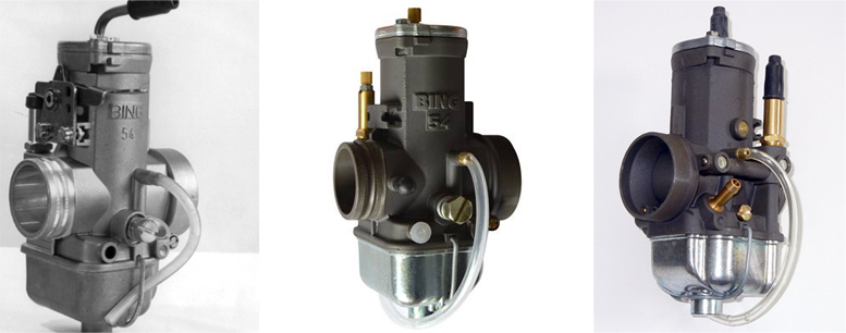 Engine Tuning & Bing 54 Carburetors