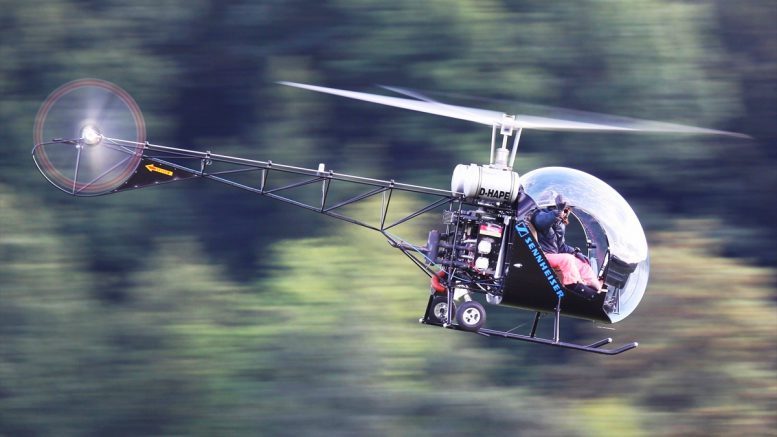 Taming vibrations in the safari kit helicopter redback aviation canadian home rotors safari kit helicopter solutioingenieria Images