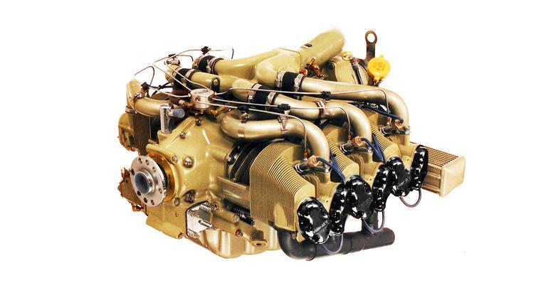 Continental IO360AF engine