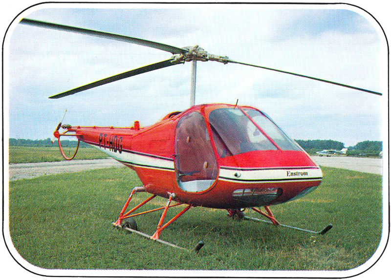 Enstrom F-28A Executive Helicopter