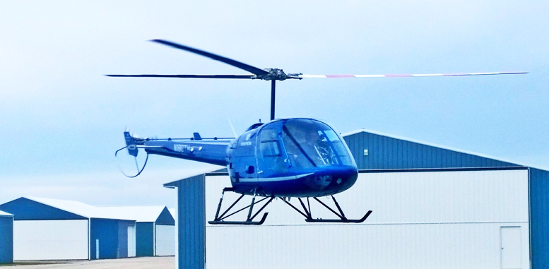 Enstrom helicopter avoid helicopter crash