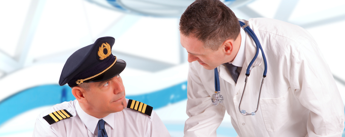 Helicopter Pilot Medicals - Aviation Medicals