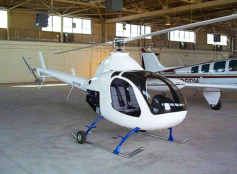 Experimental helicopter manufacturers