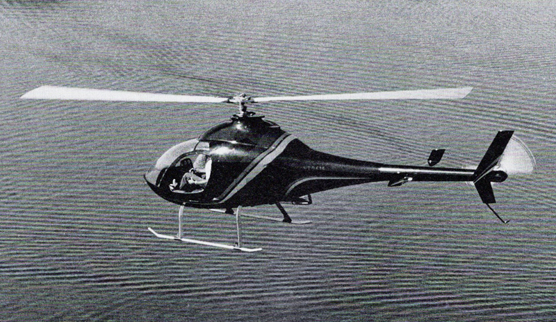 Flying the Rotorway Elete Helicopter