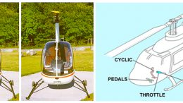 Helicopter Engine RPM And Rotorblade Pitch Management