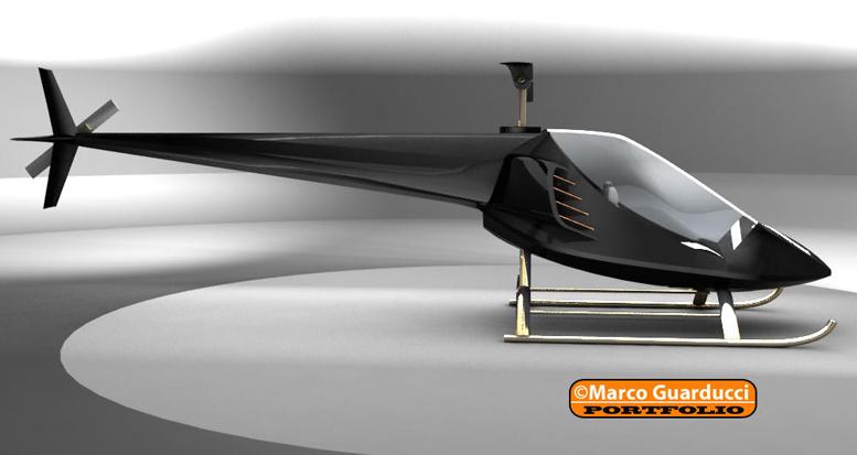 Helicopter Marco Guarducci Portfolio