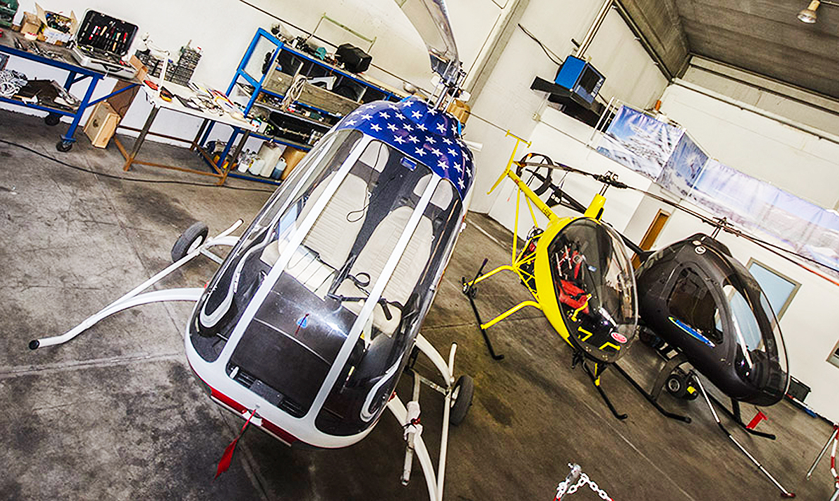 Kit Helicopter Builder Support