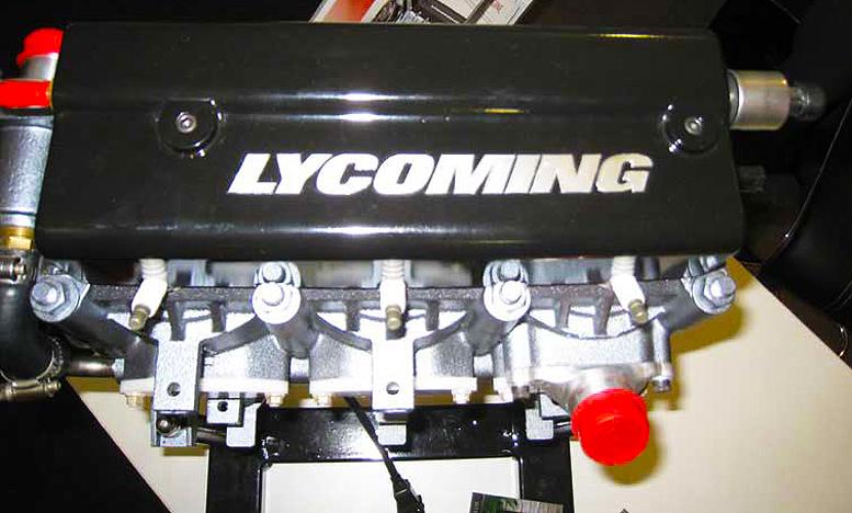Lycoming EL 060 Drone Engine