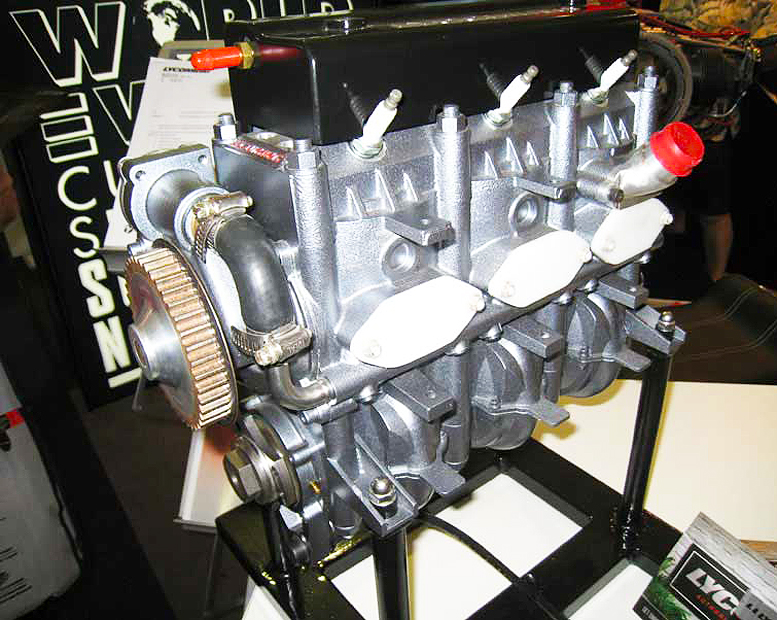Lycoming EL 060 experimental aircraft engine