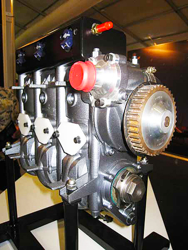 Lycoming EL 060 helicopter engine