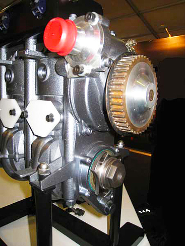 Lycoming EL-060 water pump