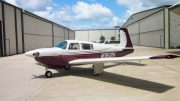 Mooney M20 aeroplane