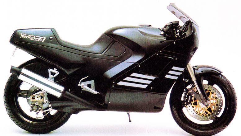 NORTON'S Rotary Engine F1 Superbike - Redback Aviation